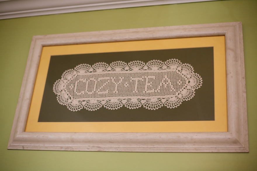 Cozy Tea / OutsideTheDen.com