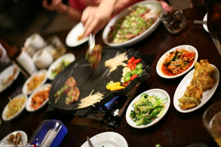 Hon Korean Restaurant /  Jacksonville, Florida / OutsideTheDen.com
